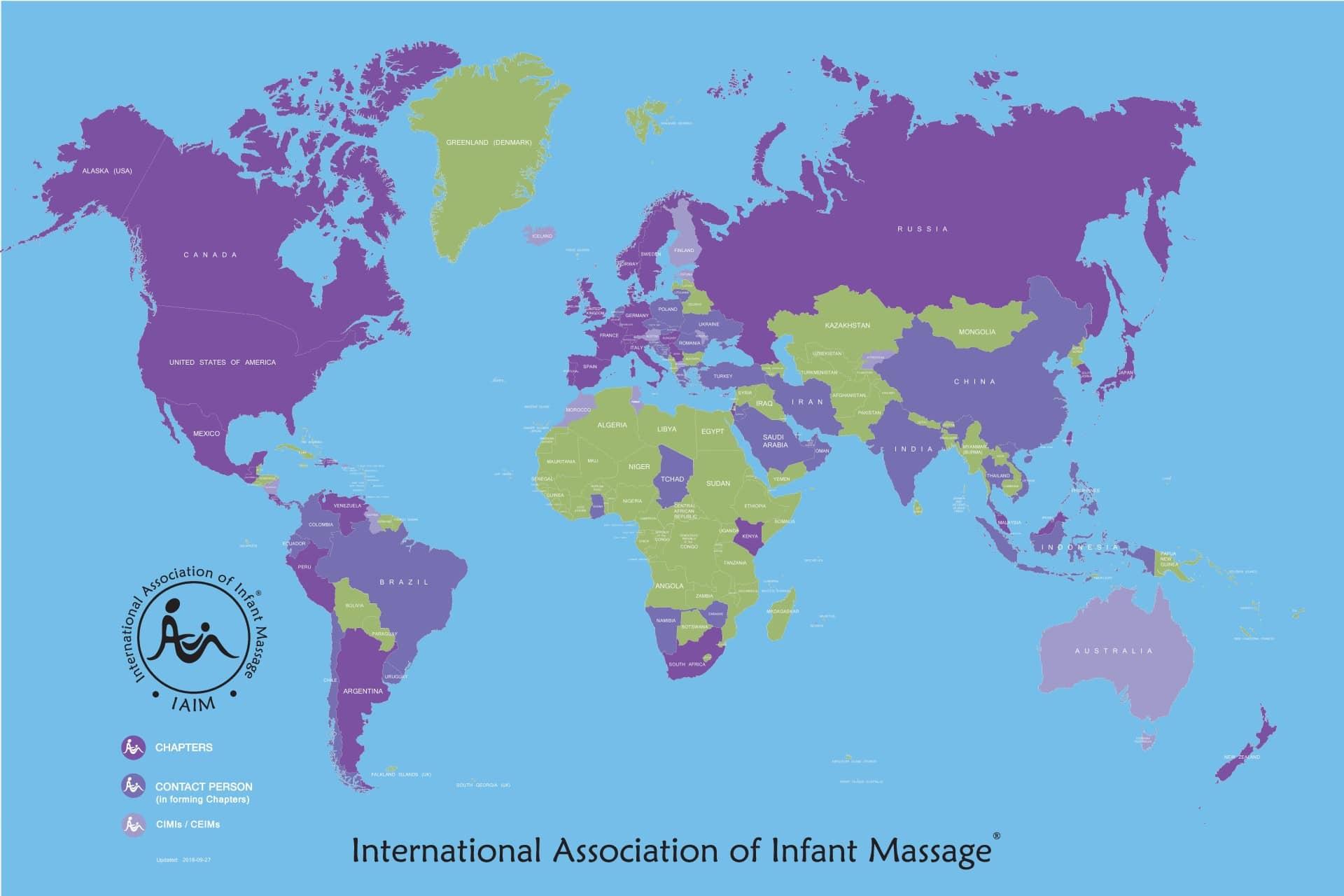 IAIM Karte